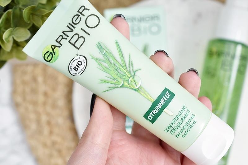 Garnier Bio – biologische en vegan skincare