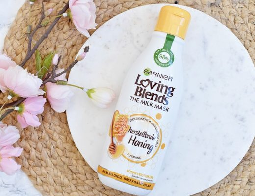 Garnier Loving Blends The Milk Mask