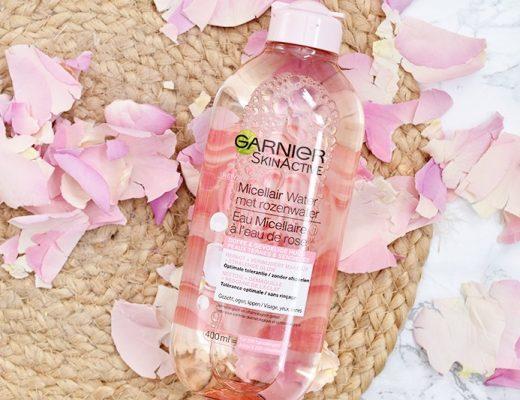Garnier Micellair Water met rozenwater