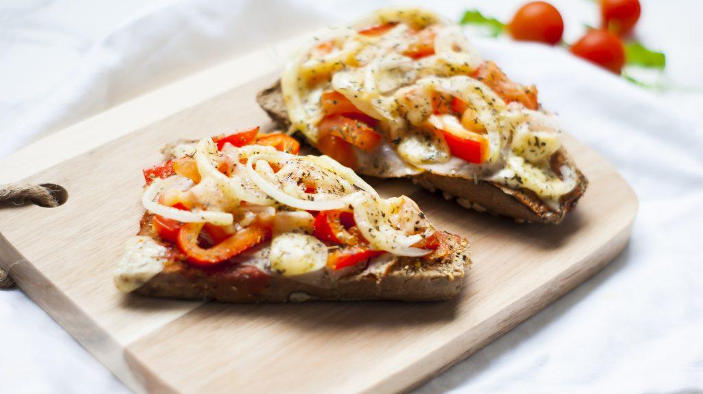 Recept: Gezonde Pizzabroodjes