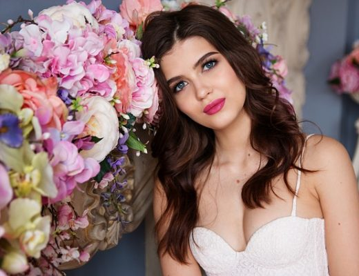 Nieuwe beauty trend: draping