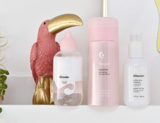 Glossier Solution, Milky Oil Milky Jelly Cleanser