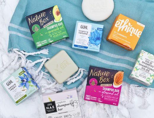Haarzeep (shampoo bar) kopen bij de Kruidvat en andere drogisterijen