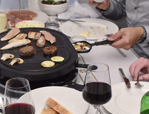 Lekkere bijgerechten bij het gourmetten