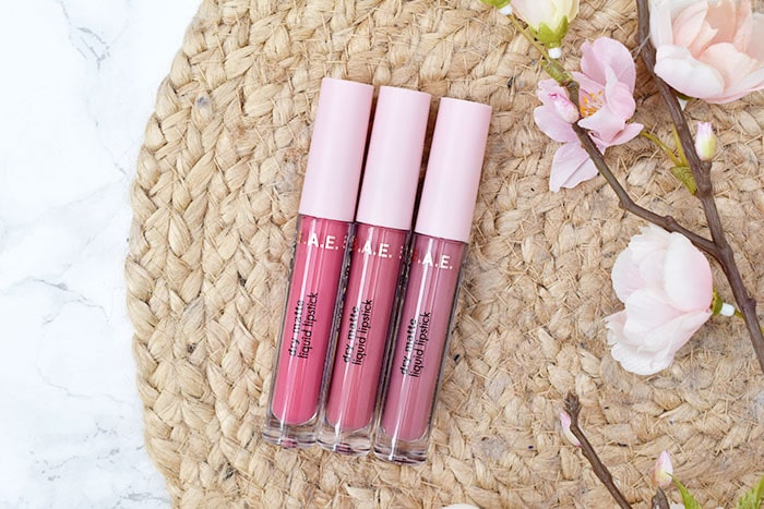 HEMA B.A.E. Dry Matte Liquid Lipstick