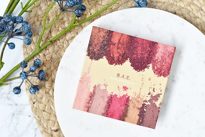 HEMA B.A.E. Sunset Eyeshadow Palette