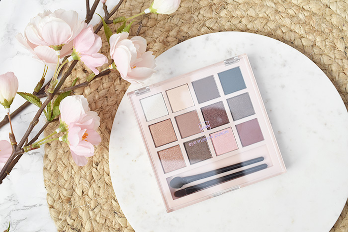 HEMA Iridescent Nude Eye Shadow Palette