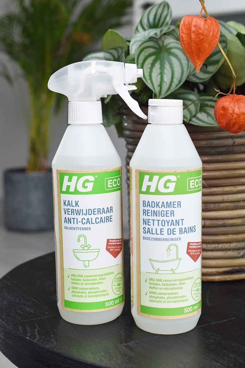 HG ECO - duurzaam en milieubewuste schoonmaakmiddelen