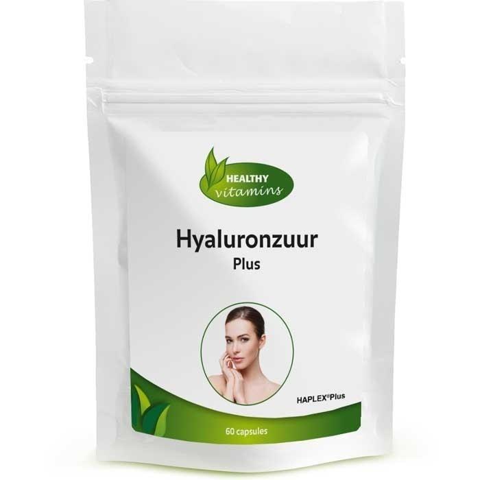 Hyaluronzuur, wat is het en waar is het goed voor?