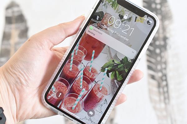 De iPhone X, hoe bevalt 'ie?