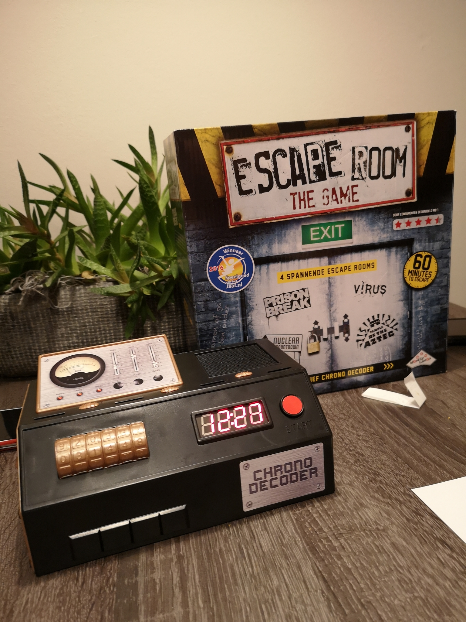 Escape Room The Game – aanrader of niet?