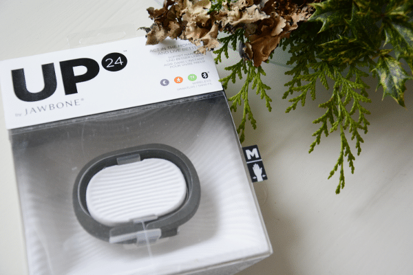 Review: Jawbone Up24