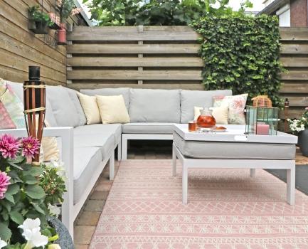 Inspiratie voor de leukste tuinsets in je tuin of balkon