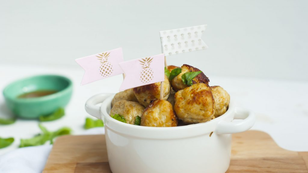Recept: Kipballetjes met pesto