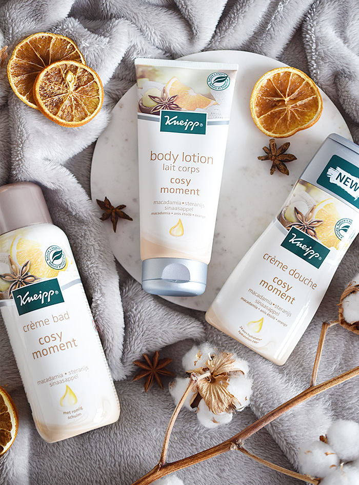 Kneipp Cozy Moment Body Lotion, Crème Bad Douche