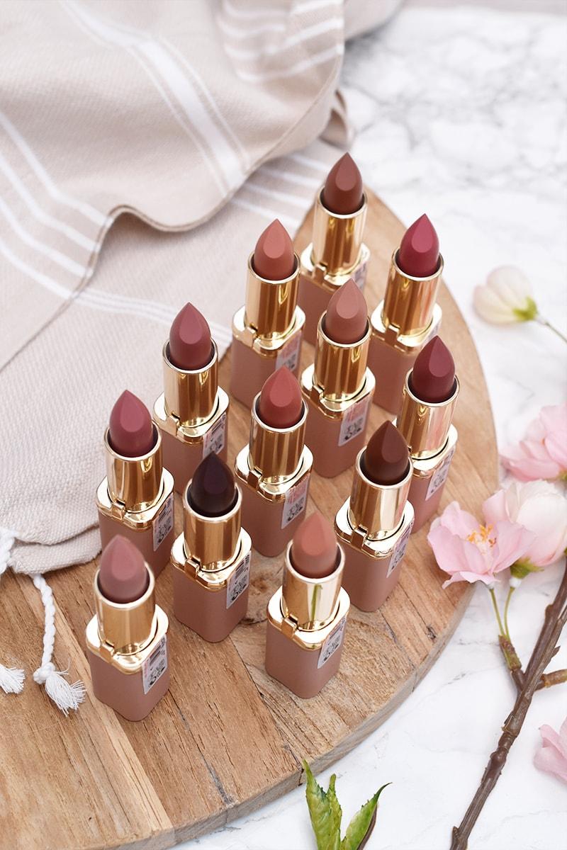 L'Oréal Color Riche Free The Nudes Lipstick