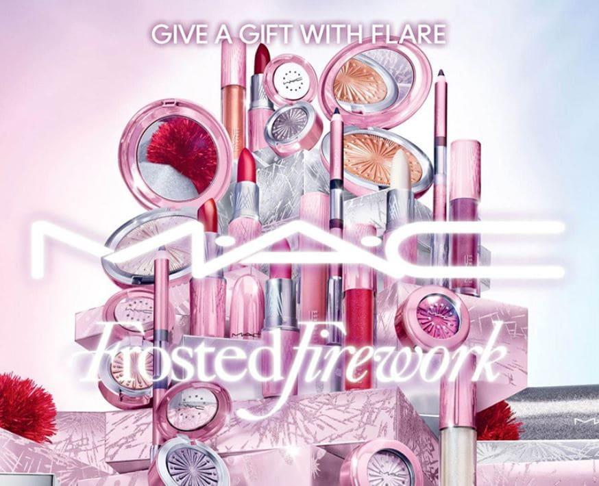MAC Frosted Firework Kerstcollectie 2020
