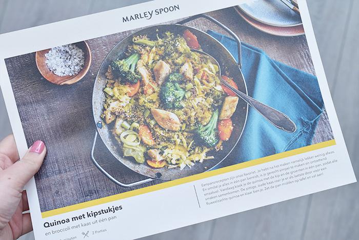 Mijn goede voornemen: gevarieerd en gezond koken!