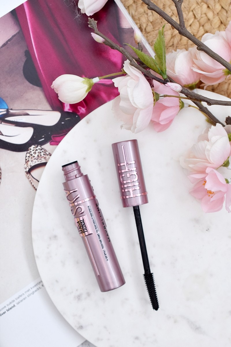 Maybelline Sky High Mascara review