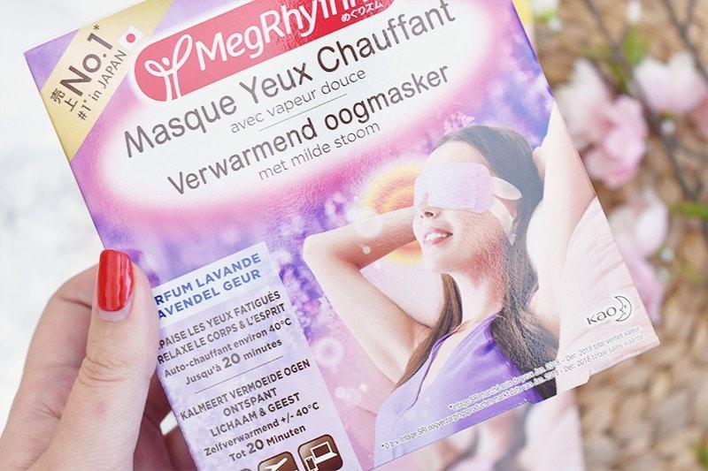 Bizarre beauty: MegRhythm Verwarmend Oogmasker