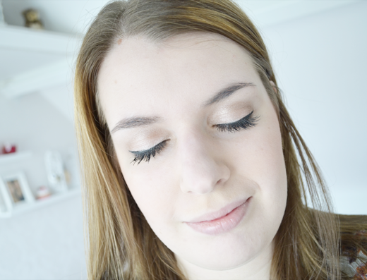 How to: Natural eyes met het Naked palette