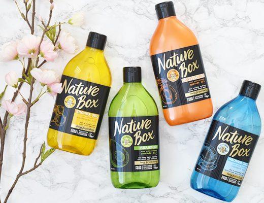 Nature Box Shampoo, Conditioner en Shower Gel