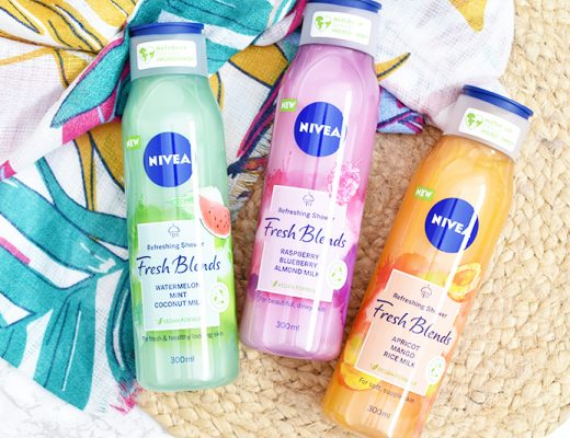 NIVEA Fresh Blends Refreshing Shower Gel