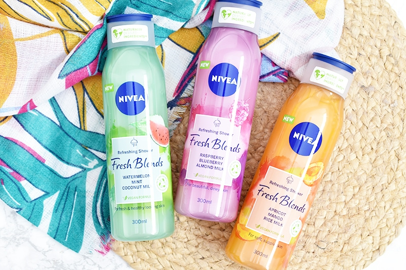 NIVEA Fresh Blends Refreshing Shower Gel