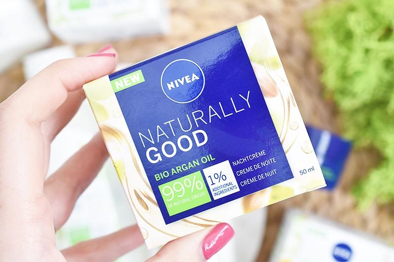 NIVEA Naturally Good