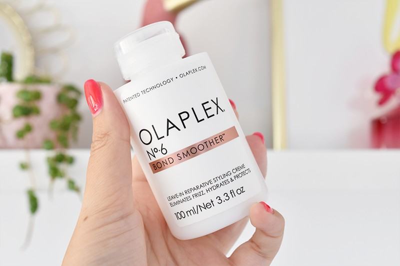 Olaplex No. 6 Bond Smoother Leave-in Creme
