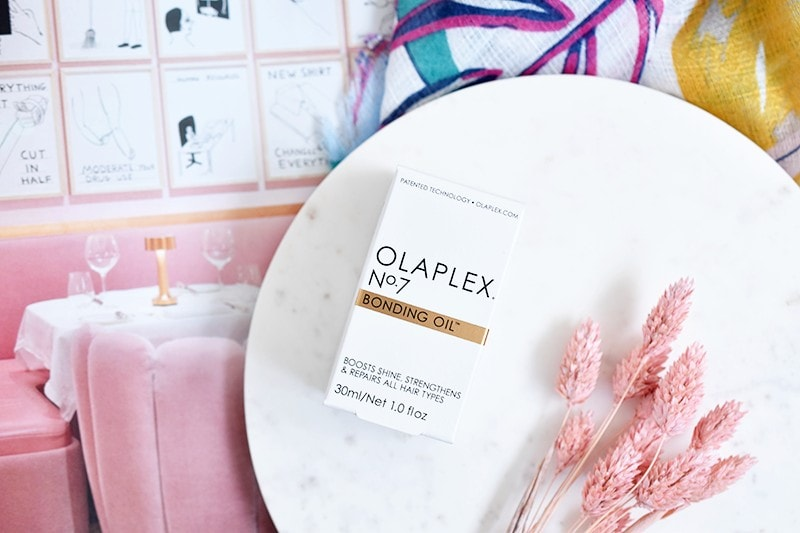 Review: Olaplex No.7 Bonding Oil