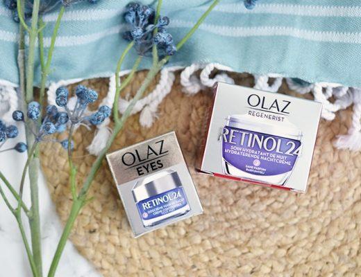 Review: Olaz Retinol 24 Moisturizer & Eye Cream