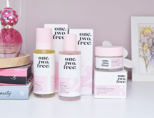 One. Two. Free! Skincare
