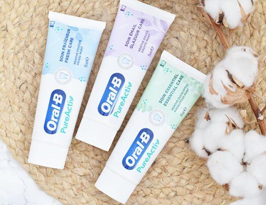 Oral-B PureActiv Tandpasta