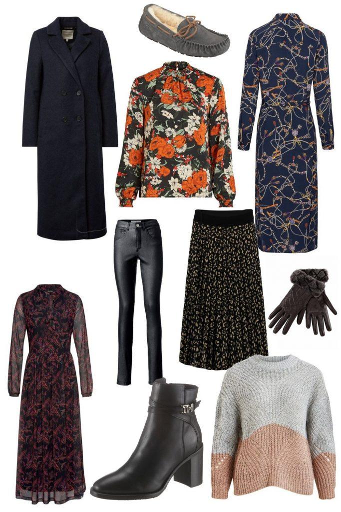 Mijn wishlist voor een herfst en winter garderobe
