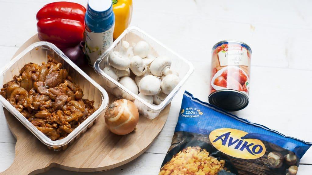 Recept: Ovenschotel met Gyros en Rösti