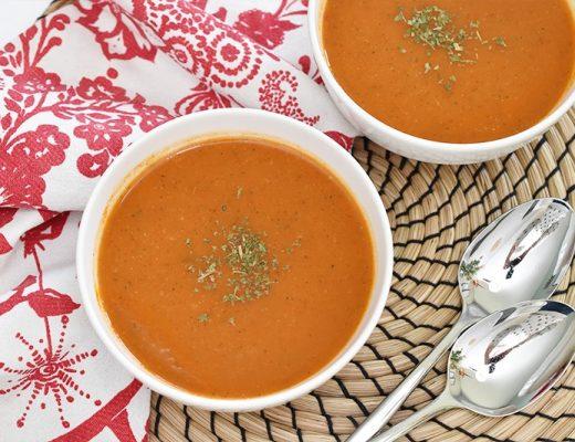 paprika soep