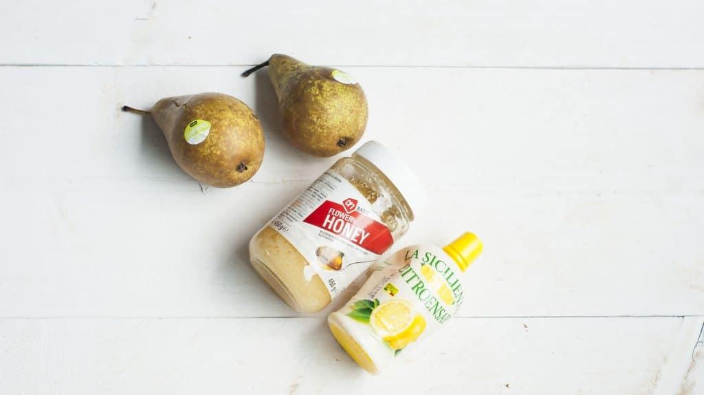 Recept: Gezonde peren ijsjes