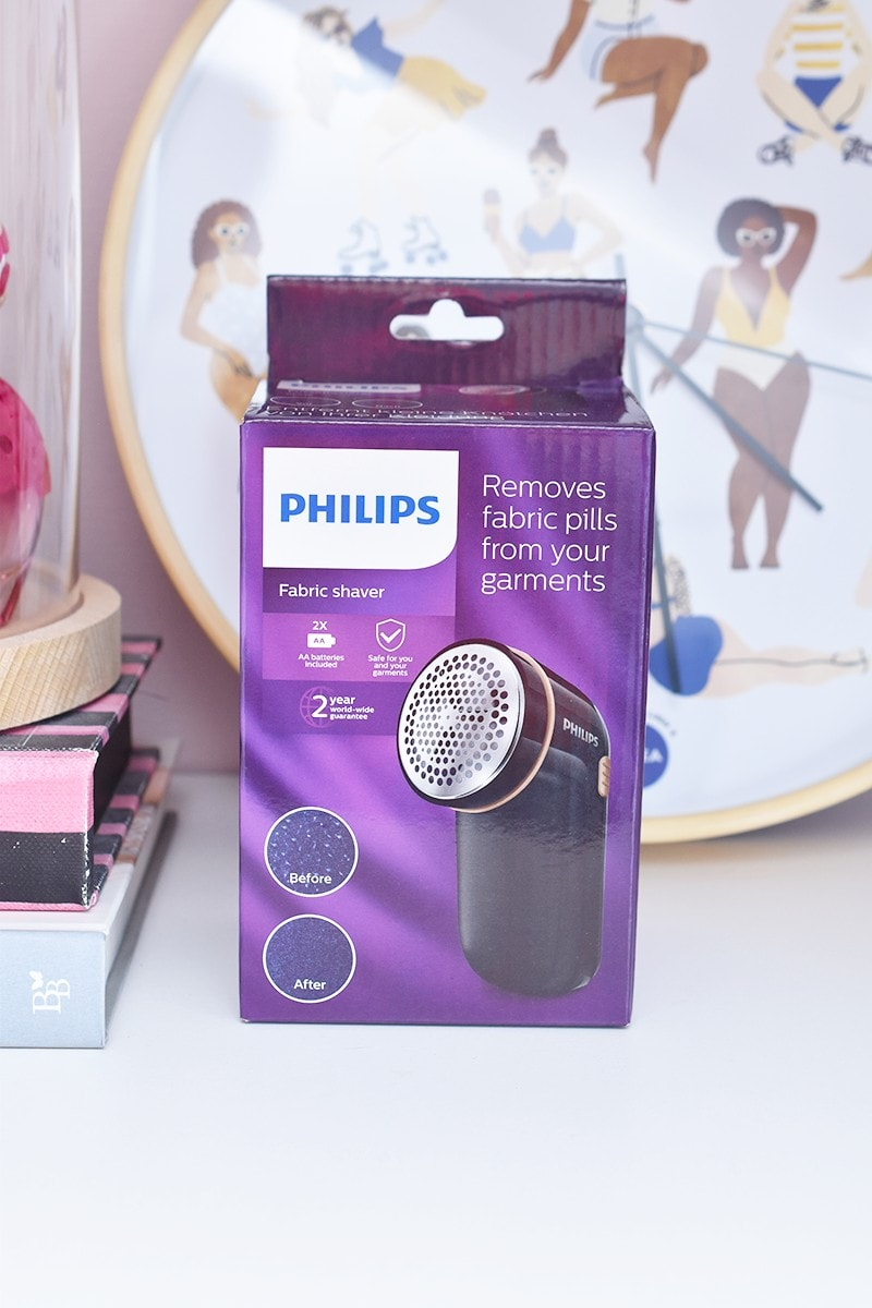 Review: Philips Ontpluizer (ontpiller)