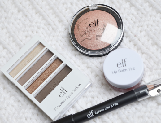 Review: ELF Budget Make-up