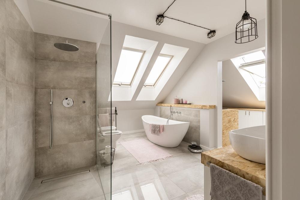 Zo ziet mijn droom badkamer eruit