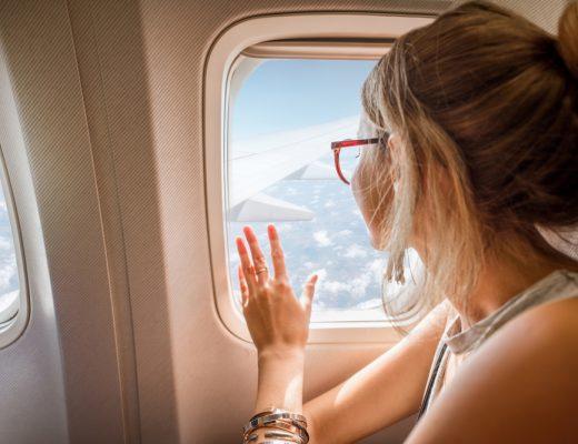 Zo overwon ik mijn vliegangst + tips