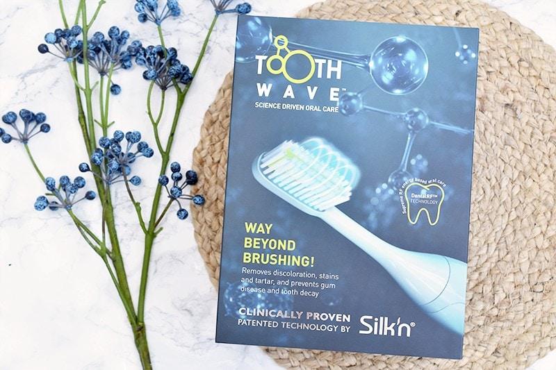 Silk'n Toothwave – elektrische tandenborstel tegen tandsteen en bloedend tandvlees
