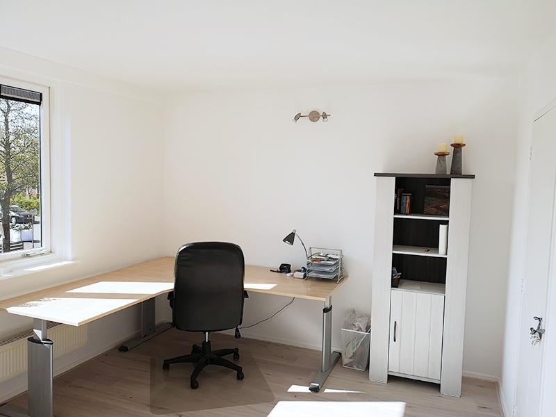 Klusproject: slaapkamer op de eerste verdieping