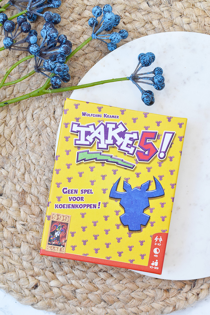 Let's Play: Take 5!