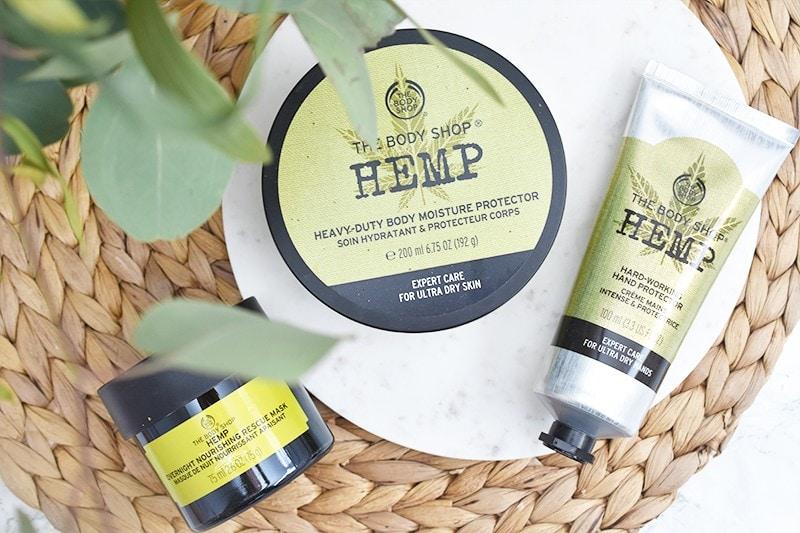 The Body Shop Hemp For Ultra Dry Skin