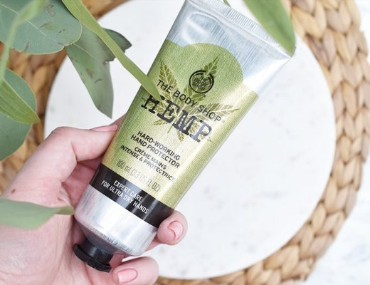 The Body Shop Hemp For Ultra Dry Skin
