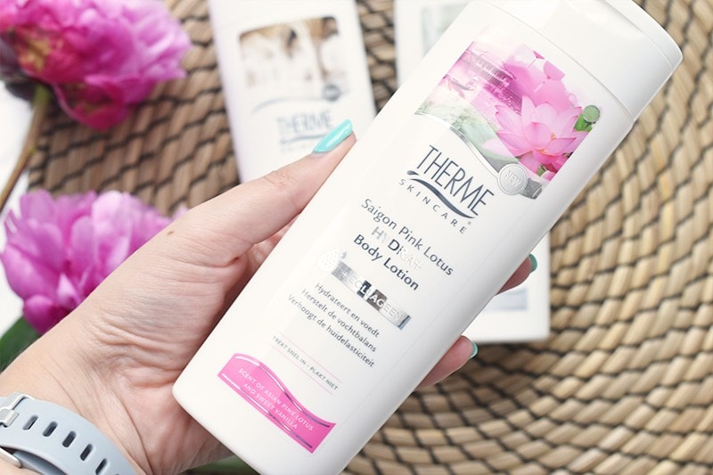 Review: Therme Hydra+ Body Lotion