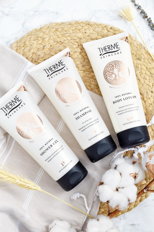 Therme Natural Beauty 100% natuurlijke verzorging