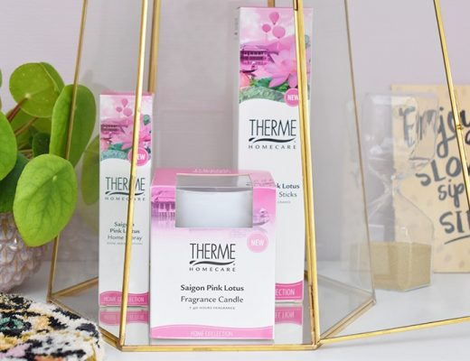 Therme Saigon Pink Lotus Home Collection